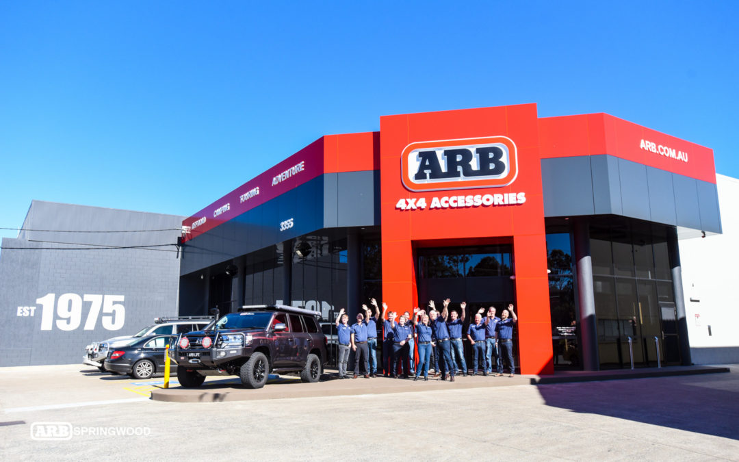 ARB Springwood's Doors Are Now Open!