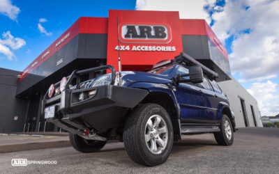 Gallery: Toyota Prado 120 Series