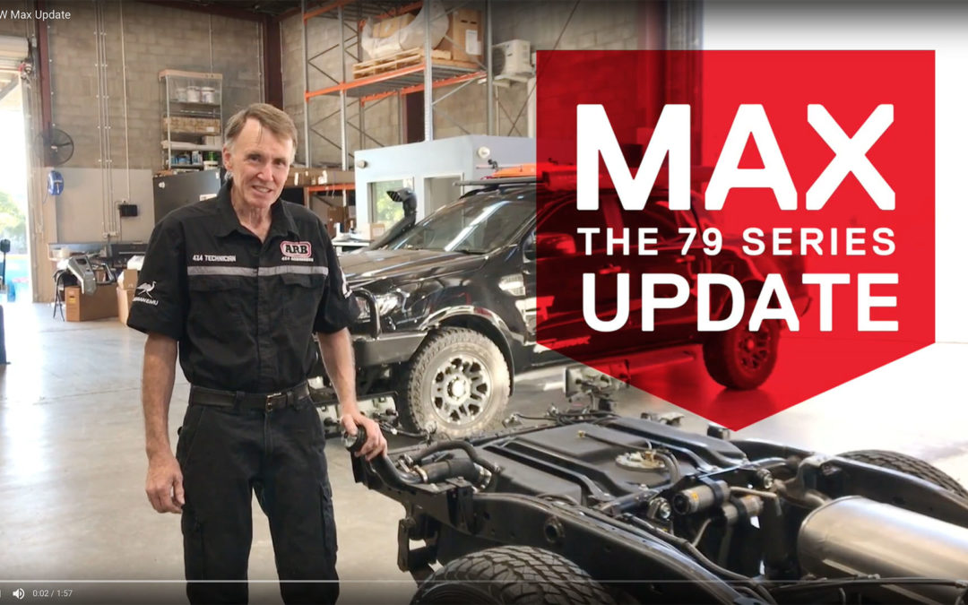 Max The 79 Series Is Coming To Life